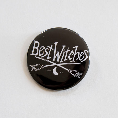 Best Witches 2.25 inch Button