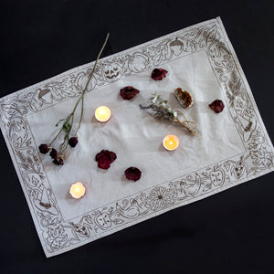Harvest Altar Cloth - Natural