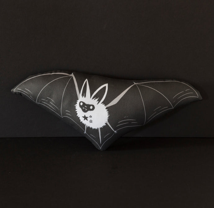 Luna - Familiars Bat Mini Pillow