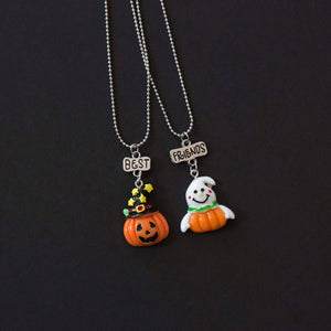 LAST ONE! Halloween Best Friends Necklaces