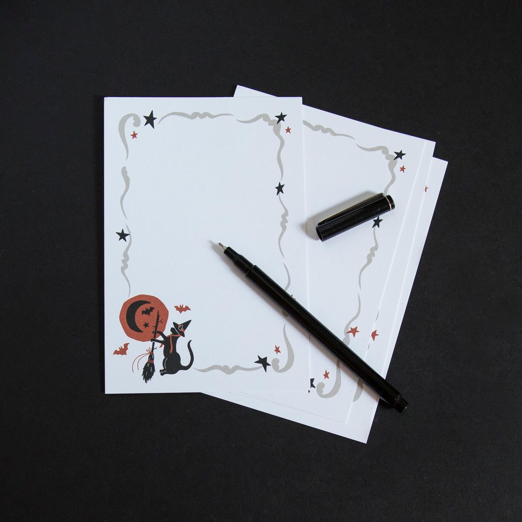 Moonlit Magic Notecards - Set of 5