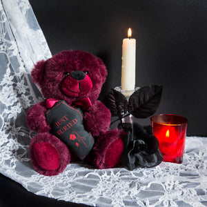 PRE ORDER Just Buried - Red Teddy Bear