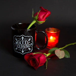 Good Mourning Ceramic Mug