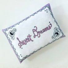 Load image into Gallery viewer, Sweet Dreams - Sheet Cake Throw Pillow