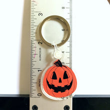 Load image into Gallery viewer, Mini Pumpkin Keychain