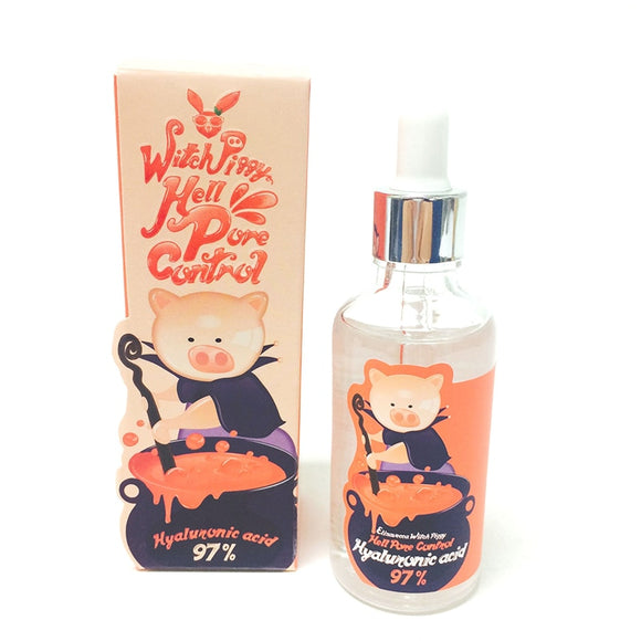 Elizavecca Witch Piggy Hell Pore Control Hyaluronic Acid face cream