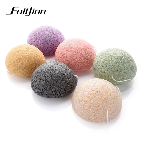 Deep Cleansing and Exfoliating All-Natural Konjac Facial sponge