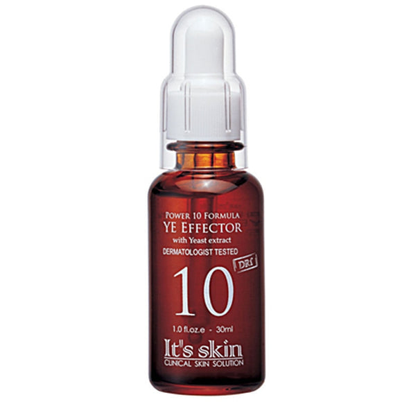 IT'S SKIN Power 10 Formula YE Effector Ampoule [ Skin Vitality Recovery ] Face Cream