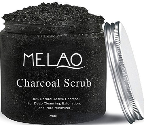 Bamboo Charcoal Exfoliating Body Scrub