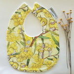 May Gibbs Blossom Babies Feeding Bib/Dribble Bib