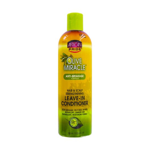 Africanpride Olive Miracle Leave In Conditioner