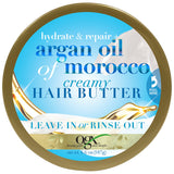 OGX® Hydrate + Repair Argan Oil of Morocco Creamy Hair Butter 6.6 oz. Jar
