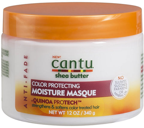 2 Pack - Cantu Color Protecting Moisture Masque 12 oz