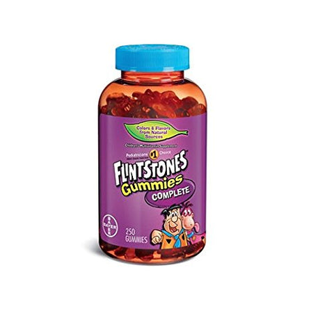 Flintstones Gummies, 1 Packk ( 250 Count )