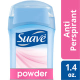 Suave Powder Antiperspirant Deodorant, 1.4 oz