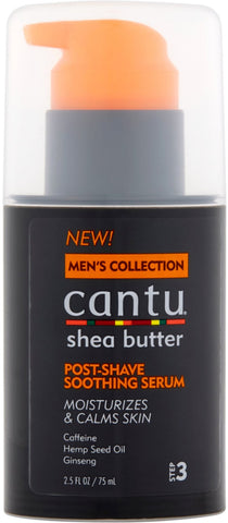 Cantu Shea Butter Men's Collection Post-Shave Soothing Serum, 2.5 Oz
