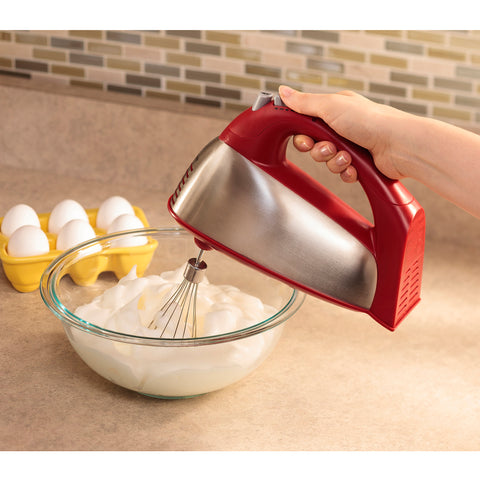 Hamilton Beach Classic Hand and Stand Mixer | Model# 64654