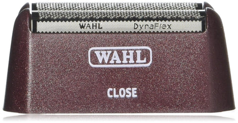 Wahl Professional Five Star Series #7031-300 Replacement Foil Assembly – Red & Silver – Close