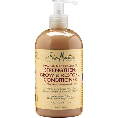 SheaMoisture Jamaican Black Castor Oil Strengthen & Restore Conditioner, 16 oz