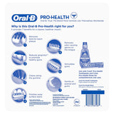 Oral-B Pro Health All In One Soft Toothbrushes, 6 Count / 4 Count