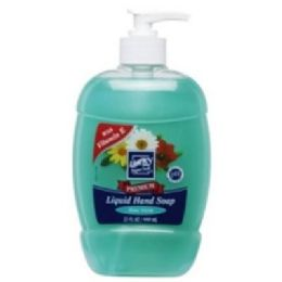 Liquid Soap Pearlized Ocean 14oz