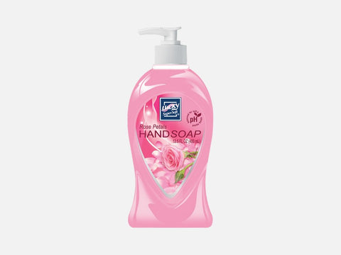 Liquid Soap Pearlized Rose 14oz.