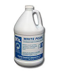 SFS White Pearl Liquid Hand Soap - Gallon Size Bottle