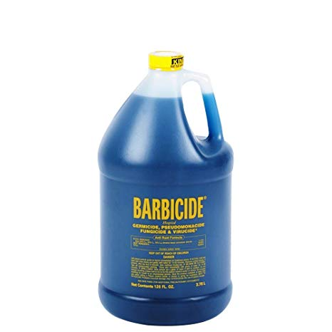Barbicide 0.5 Gallon