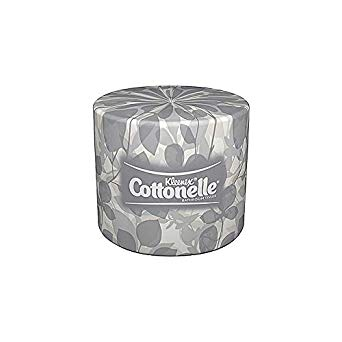 KLEENEX® COTTONELLE® White 2-Ply Bath Tissue Roll (60 rolls per case)