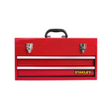 STANLEY 101-Piece Universal Mechanics Tool Set with Metal Tool Box
