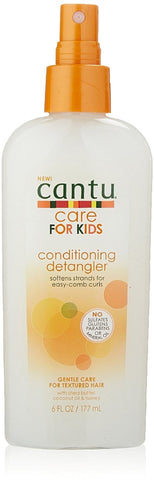 Cantu Care for Kids Conditioning Detangler 6 oz (Pack of 2)