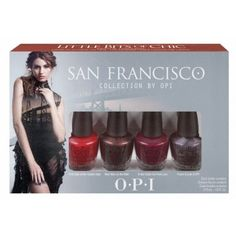 OPI Set San Francisco 36/DP 36 PCS.  0.50z