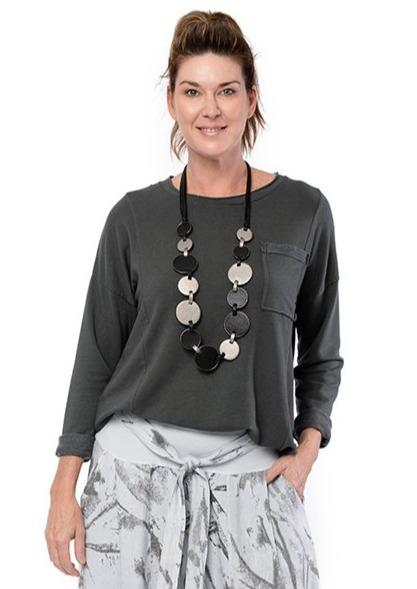 Damara Sweater Top