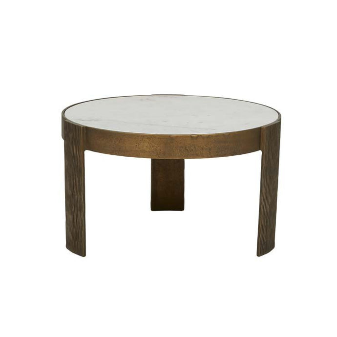 Verona Etch Marble Coffee Table