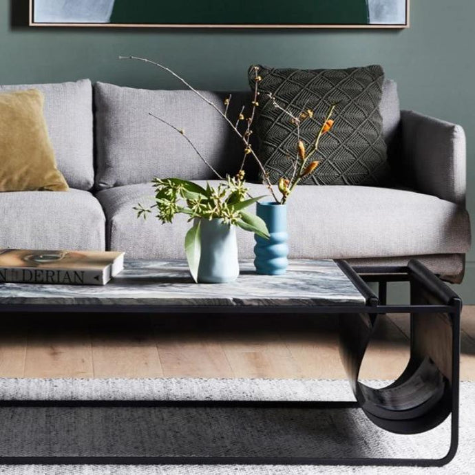 Elle Magazine Coffee Table