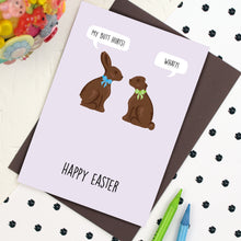 Load image into Gallery viewer, Happy Easter card