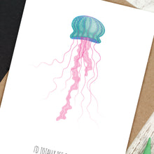 Load image into Gallery viewer, Close up of jellyfish