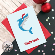 Load image into Gallery viewer, Santa Jaws