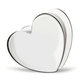 Baccarat Crystal Clear Zinzin Heart Large 2103966