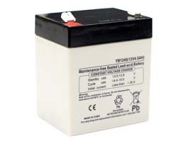 Replacement For Portalac Pe12V4 Ups Battery