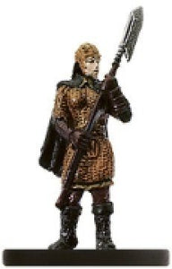 D & D Minis: Greyhawk City Militia Sergeant # 13 - Night Below