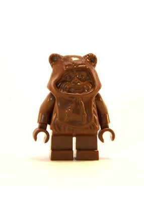 Ewok (Brown) - Lego Star Wars Figure