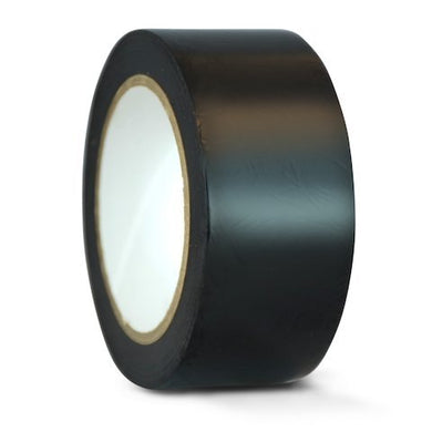 Ggr Supplies T.R.U. Cvt-536 Black Vinyl Pinstriping Dance Floor Tape: 2 In. Wide X 36 Yds. Several Colors