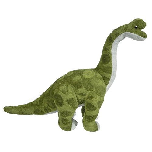 Adventure Planet Plush Animal Den - Brachiosaurus (15 Inch)