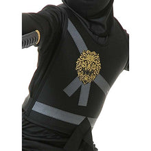 Load image into Gallery viewer, Black Ninja Avenger Toddler Costume