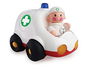 Tolo First Friends Ambulance