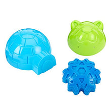 Load image into Gallery viewer, Ideal Sno Toys 3 Sno-Shapes Snow Toys