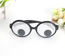 Load image into Gallery viewer, Yigooood Funny Googly Eyes Goggles Shaking Party Glasses Toys For Party Cosplay Costume Party Decoration