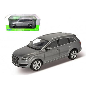 Audi Q7 White 1/18 Welly 18032