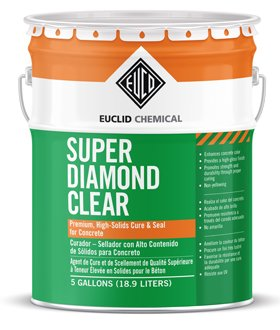 Euclid Chemical 359A 93 5 Gallon Super Diamond Clear Cement Sealer
